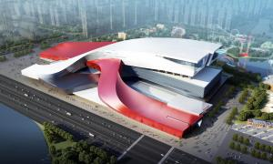 Harbin Ski Resort Modern Green Architecture 2