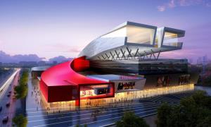 Harbin Ski Resort Modern Green Architecture 4
