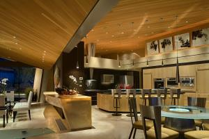 Custom Homes Interiors Modern Green Architecture 15