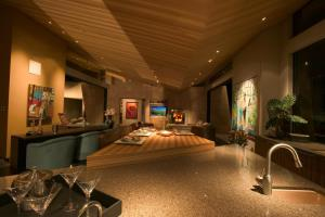 Custom Homes Interiors Modern Green Architecture 3