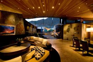 Custom Homes Interiors Modern Green Architecture 8