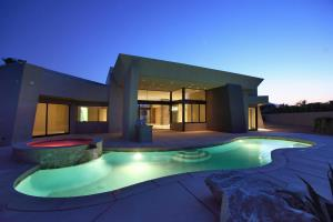 Seclude Rancho Mirage Modern Green Architecture 2