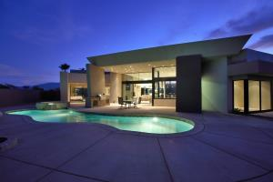 Seclude Rancho Mirage Modern Green Architecture 4
